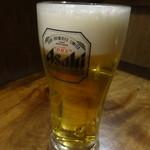 前門 - 生ビール(サマーセット)