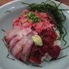 定食や - 料理写真:三色丼