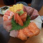 20471372 - 海鮮丼