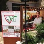 Pizzeria347 - 入り口