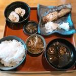 20473304 - 西京焼定食¥800