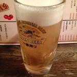モルガン - 「生ホッピー」430円