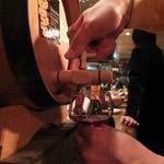 Bar&Dining Clove Hitch  - ボジョレーパーティーの樽