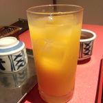 20479078 - セットのオレンジジュース
