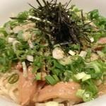 東京麺珍亭本舗 - 油そば(ネギゴマ)