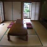 食彩工房せとやま - 落ち着きのある畳の部屋
