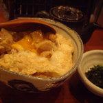 2048590 - 親子丼ハーフ 白身ほわわん