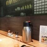 福ちゃん - 店内の雰囲気