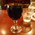 ラ・ポム・ド・パン - ガブ飲み赤ワイン
