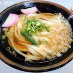 岡製麺所 - かけ