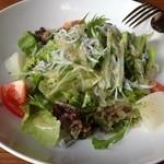 Risutoranteapurikoto - 季節のサラダ