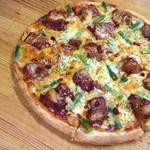 ピザシティーズ - 『豚の角煮ピザ』