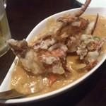 タイ料理JUMPEE - ・カニタマゴカレー