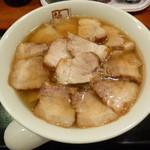 坂内食堂 - 焼豚ラーメン