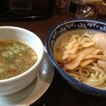 20491783 - 濃厚醤油つけ麺
