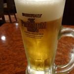 20493575 - 生ビール:500円