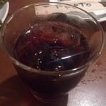 タイ料理 ブアールアン - ・フランジアロックワイン赤 350円