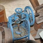 紀山 - 手入れをすれば稼動するカキ氷製造機