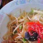 絹盛ドライブイン - 料理写真:
