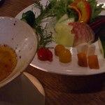 20497791 - 鎌倉野菜バーニャ