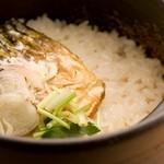 馬場六区 - 季節の炊きこみご飯