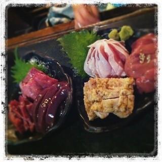 貸切限定で『生肉刺し食べ放題コース』もご用意致します!