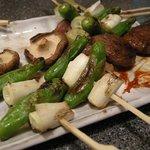 2050865 - 野菜串