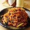 ロメスパバルボア - 料理写真:誰もが時に、無性に食べたくなる、昔懐かしの味「スパゲティ・ナポリタン」!!