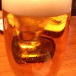 20501026 - 生ビール