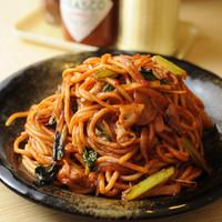 ロメスパバルボア - 誰もが時に、無性に食べたくなる、昔懐かしの味「スパゲティ・ナポリタン」!!