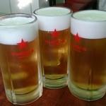 来来 - 生ビール