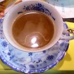 キャナリィ・ロウ - マシンのコーヒー