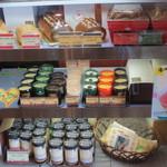 Pastorante OHANA - デザートも販売しています