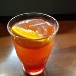 YO-HO's cafe Lanai - カンパリオレンジ