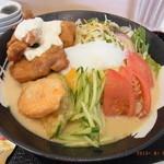 20504788 - からあげ冷麺¥850