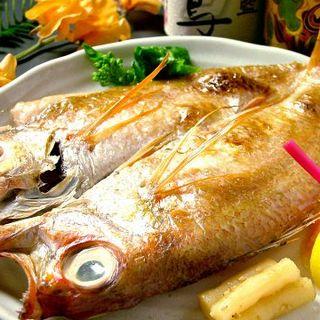 北陸の旬の新鮮な魚介を存分にお楽しみいただけます