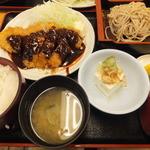 カネセイ - 味噌カツ定食