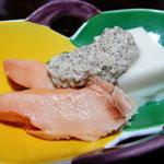 東海林 - 豆腐とます茸