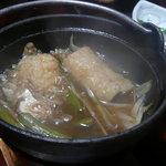 東海林 - きりたんぽ鍋