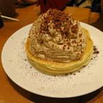 ホノルルコーヒー ダイバーシティ東京プラザ店 - あまりしつこい甘さではない