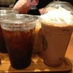 ホノルルコーヒー ダイバーシティ東京プラザ店 - 普通のアイスコーヒーでした