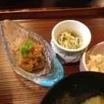 souiwashokunomura - 小鉢(ランチ)