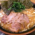 濃豚骨醤油ラーメン 馬力屋 - ラーメン【並] 600円