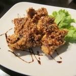 Twice up - 若鶏の唐揚げバルサミコソース