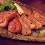 20515169 - シャラン産鴨網焼き