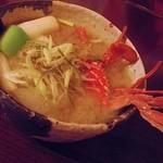 20515177 - 渡り蟹と冬瓜のスープ