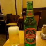 福満園 - 青島ビール(小瓶)