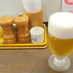 20517501 - 【再訪2013年8月】ランチビール300円!