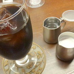 20517539 - 【再訪2013年8月】ランチセットのアイスコーヒー!