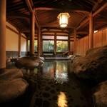 新井旅館 - 当館自慢の大浴場 文化財風呂 天平大浴堂